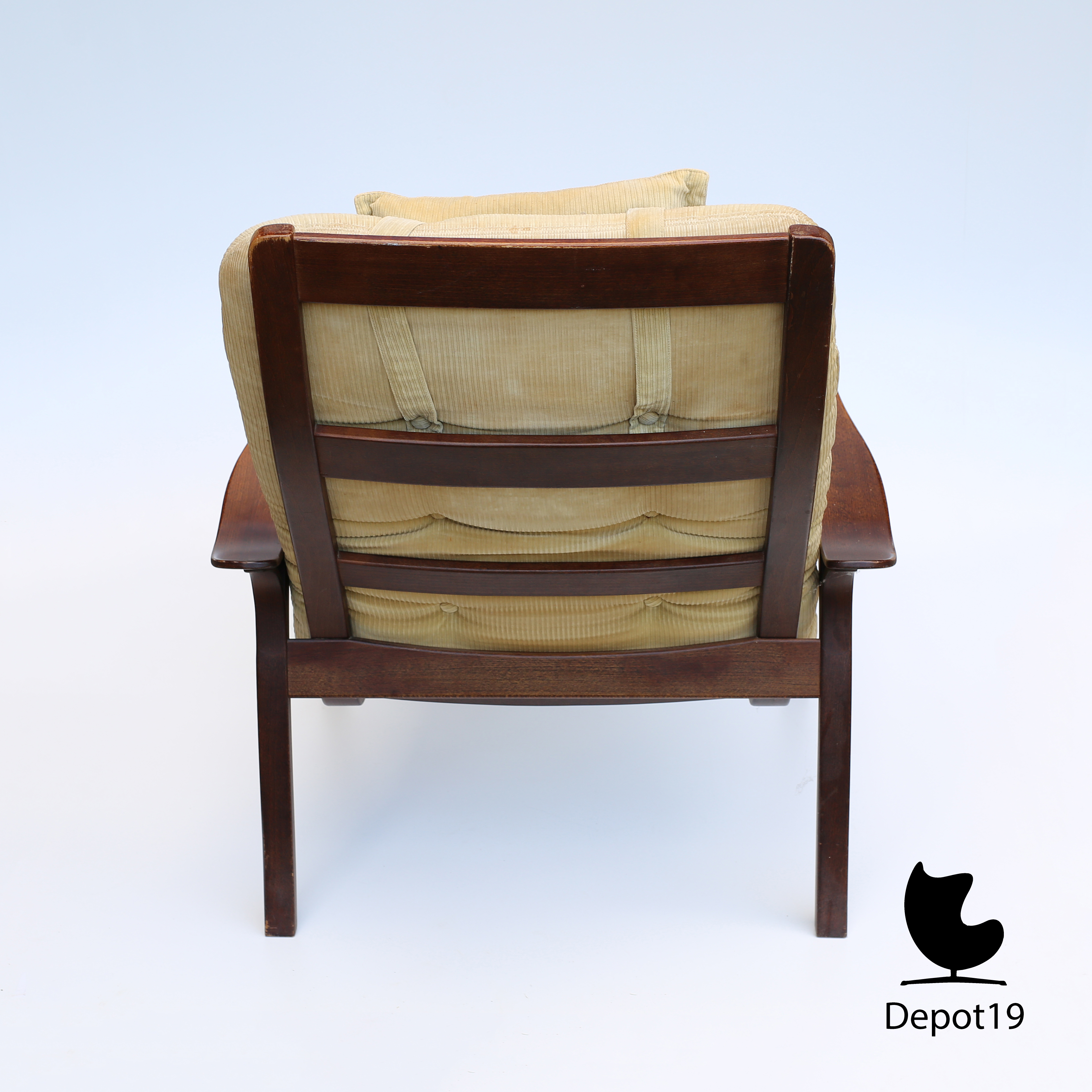 Yngve Ekstrom Swedese Fauteuils.Little Lamino Chair By Yngve Ekstrom Swedese Depot 19