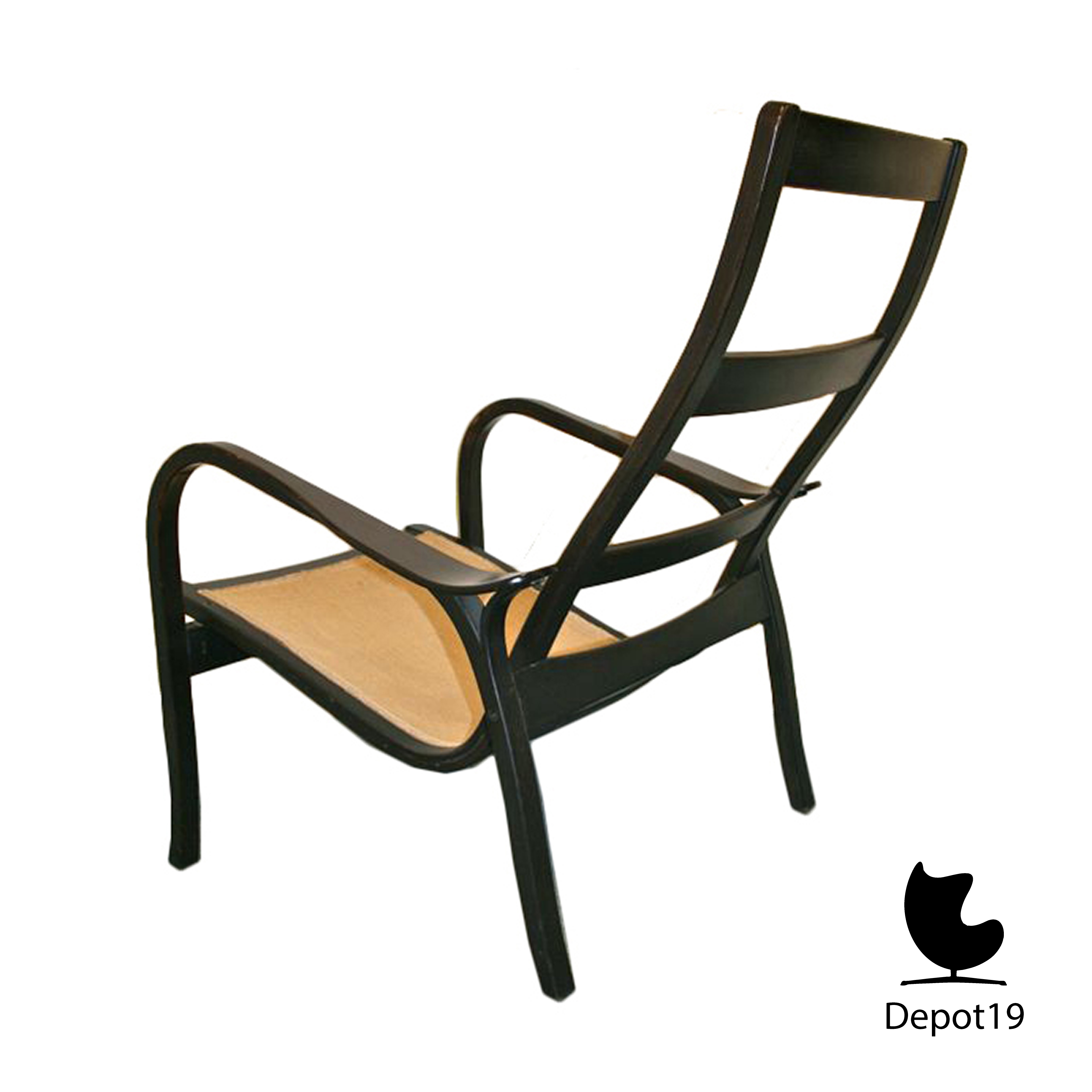 Little Lamino chair Yngve Ekstrom Swedese canvas Depot 19
