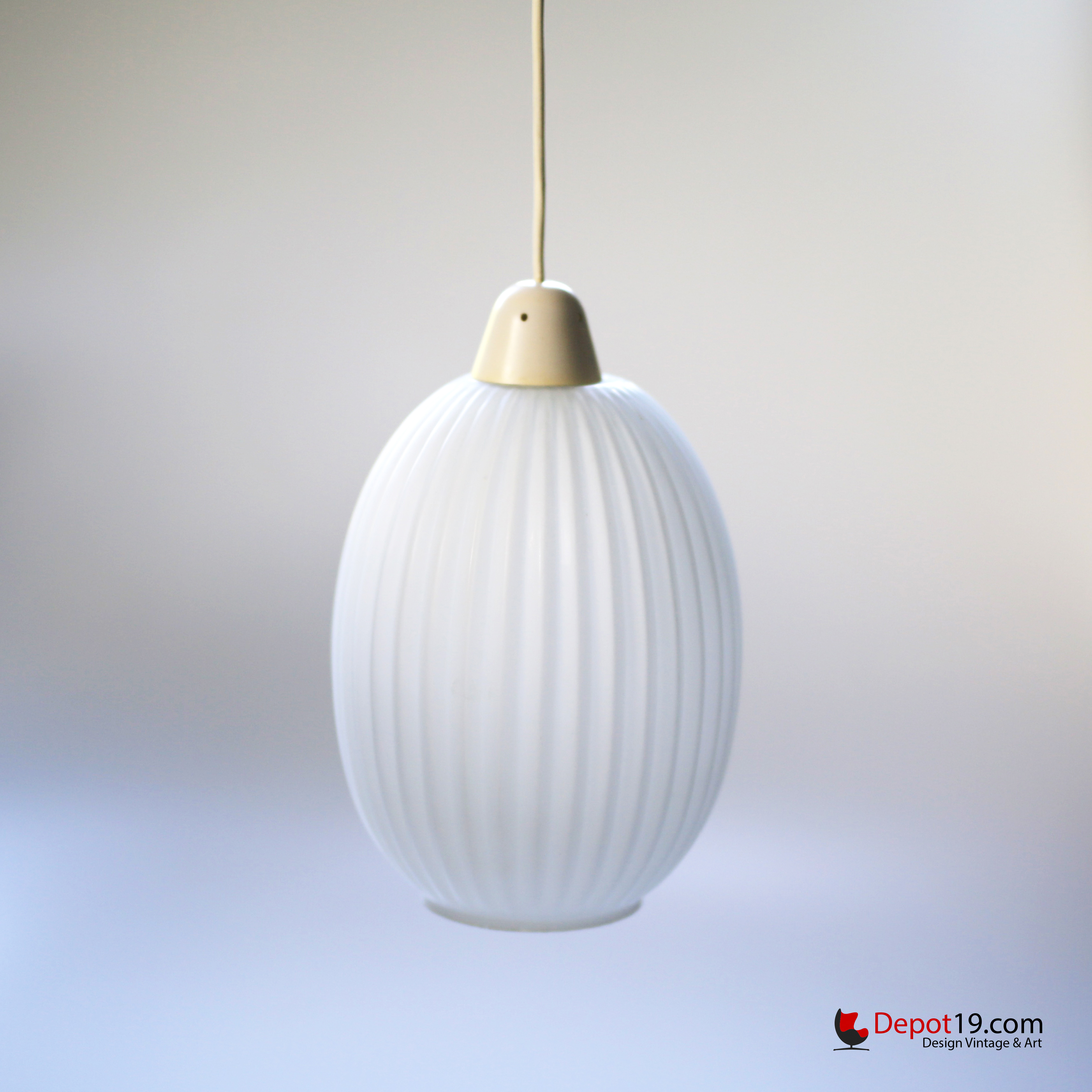 Spiksplinternieuw Vintage design lighting Philips Louis Kalff pendant lamp 1950s SL-28