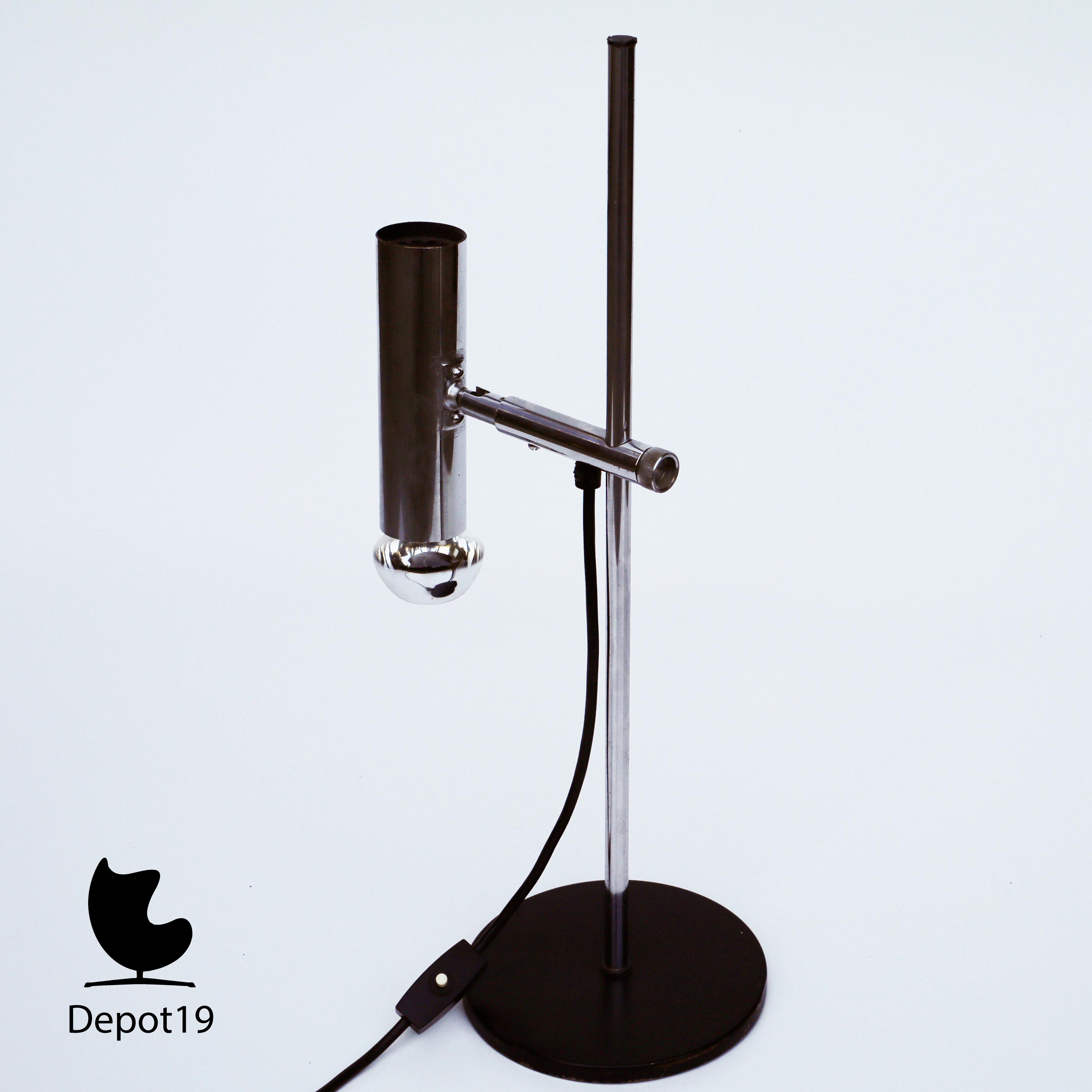 Koch En Lowy Omi Chromen Tafellamp Depot 19