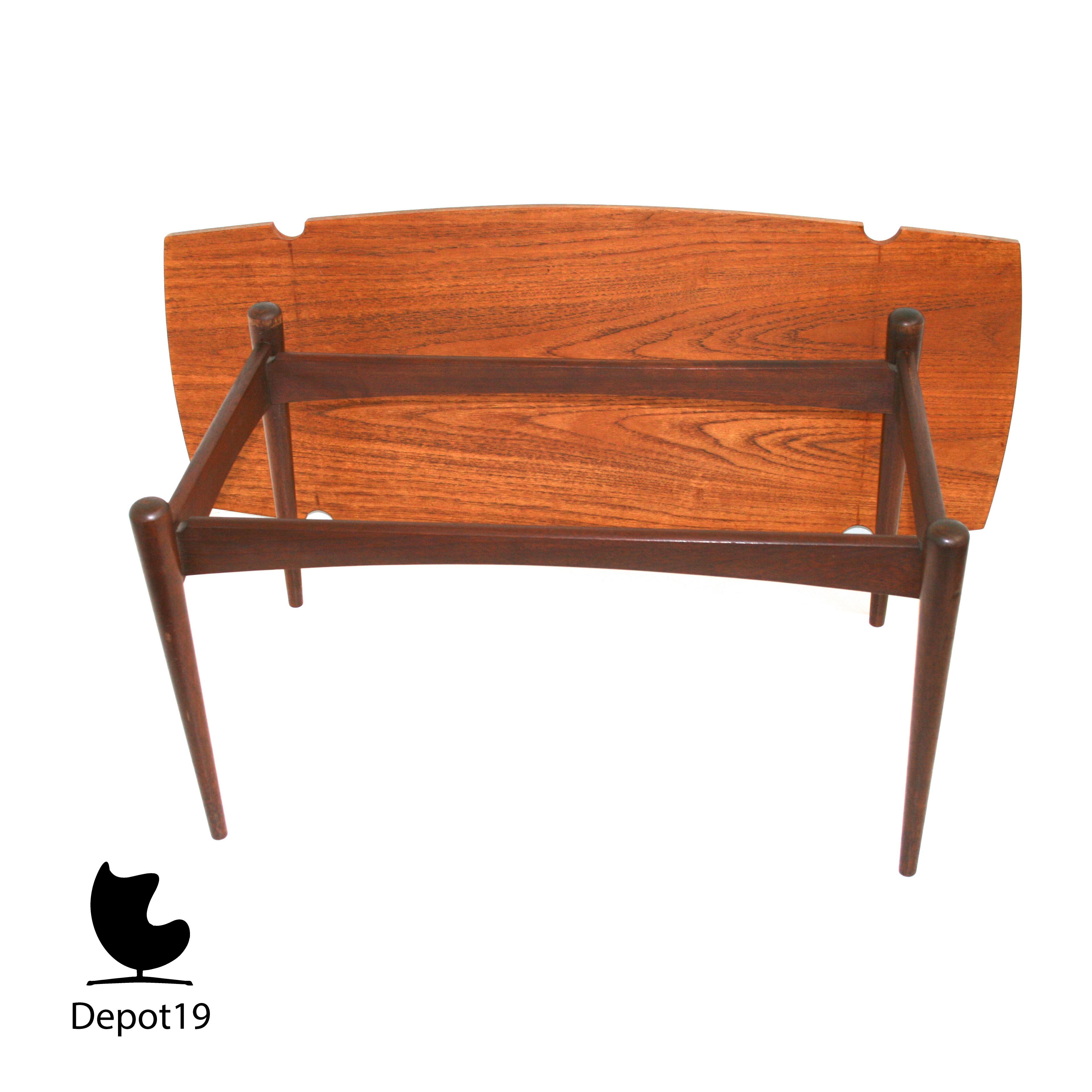 Salon Tafel 50s.Dux Salon Tafel Uit De 50er Jaren Depot 19