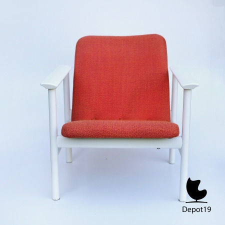 Vintage_MCM_Webe_lounge_chair_Louis_van_Teeffelen_style_White_orange_depot_19_2.JPG